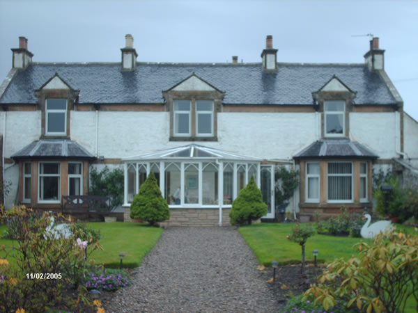 ARDENT HOUSE, B & B, HOPEMAN, MORAY